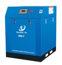screw type sawdust block machine compressor