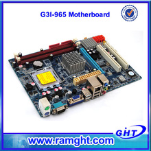 All types of desktop computer motherboard G3I-965
