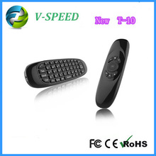Vspeed Air Mouse T-10 Wireless keyboard 3D Somatic handle Android