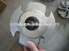 Aluminum squeeze casting
