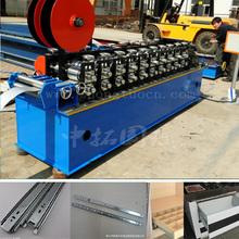 Iran drawer ball bearing slide roll forming machine