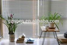 Interior Decoration Electric Motor Roller Blinds / aluminum venetian blinds slat