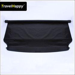 Black Rear Cargo Cover for Mitsubishi Pajero Sport 2010-2013