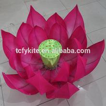 big size flower led lantern,customized flower led lantern,enjoyable flower lantern