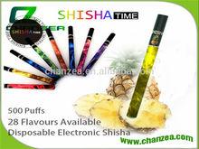 2014 china wholesale e shisha time pens electronic hookah shisha pens
