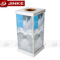 2014 hot sell Swing Top waste bin/trash can