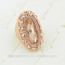 cheap price ring men 18k long finger rings jewelry