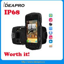 2014 New Rugged Phone IP68 5.0MP Camera IP68 Waterproof Cheap Mobile Phone