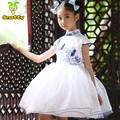 crianças vestido de roupa de estilo porcelana brancainchado vestidos para meninas 11 anos