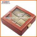 Chegada nova, baratos& couro único caixas de relógio grossista, assistir caixa de armazenamento fabricante de boa qualidade