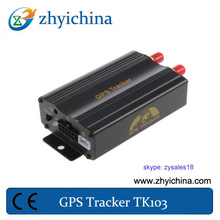 high sensitivity gps real time tracking system software with microphone with googe maps with remote oil