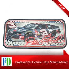 NASCAR DALE EARNHARDT Sr #3 License plate,car license plate names