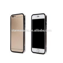 Soft tpu mobile phone case bumper for iPhone 6