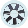 Sistema de refrigeración negro de aluminio de fundición de aspa del ventilador 11522243303
