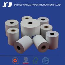 2015 beliebtesten& hochwertige thermische Top-beschichtete papier 80mm x 60mm thermopapierrollen Bargeld rigister papierrolle