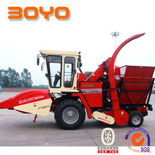 3 Row Corn Combine Harvester with Corn Silage Collecting