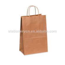 Brand new paper christmas bags