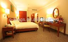 Tailored hotel bedroom furniture sets