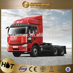 FAW J6M 6x4 40ft car transport truck trailer