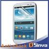 5H anti shock screen film / 9H Tempered glass screen protector