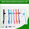 silicone finger elastic bookmark gift beautiful bookmark /silicone rubber bookmark finger