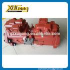 excavator PC200-7 diesel hydraulic pump