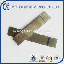 Industrial super magnet Alnico Custom Made Sheet Super Strong Magnet