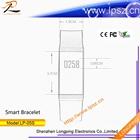 2014 High quality bluetooth smart bracelet mobile phone