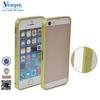 Veaqee bumper guard manufacturer maiker luxury bumper metal aluminum hard case cover for iphone 5s