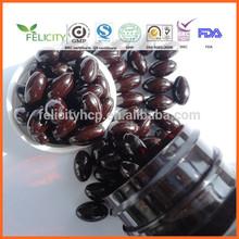 500mg halal Organic Grape Seed Oil softgel