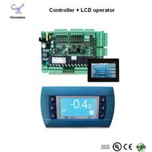 programmable intelligent heat pump controller