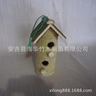 bamboo bird house bire feeder