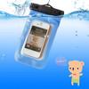 PVC Waterproof Phone Case Underwater Phone Bag Durable PVC Phone Waterproof Case Underwater bag for iPhone 6 5 5s 5C 4S 4 Samsun