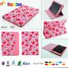 Hot sale flip PU tablet Case for ipad mini pu case for ipad