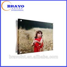 3x5 photo Prints your photo to acrylic photo frameless