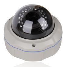 IR Vandalptoof Sony Effio-e 700 TV Line Outdoor Dome CCTV Camera UK