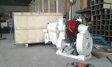 corn/wheat/rice animal feed crusher and mixer hammer mill
