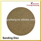 flexible abrasive disc pad for phone case sanding