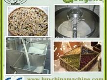 Fagiolo automatico lavatrice/riso pulizia attrezzature/in acciaio inox industriale riso lavatrice