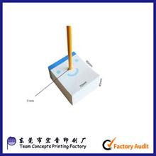 China Supplier Custom Unique Design Paper Cube Memo Pad