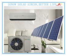 2015 new energy saving product Home Appliances 24000 BTU solar air conditioner solar car air conditioner