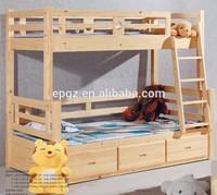 Children Car Bunk Bed/Children Furniture Car Bed for Bunk Bedroom Furniture