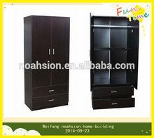 simple design cheap MDF wardrobe closet