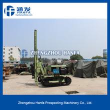 high efficient, crawler mounted HF100YA2 small drilling machine