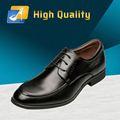 atacado boa qualidade homens vestido de couro sapatos bicudos