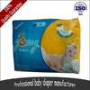 Popular OEM cheap baby diapers
