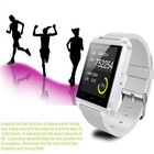 high quality waterproof bluetooth smart watch, pedometer calorie counter android smart watch phone for sports