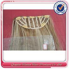 110%-200% Density 8-30 Inch Unique Half Wig For Black Women