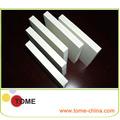 haute densité pvc rigide blanc panneau en plastique