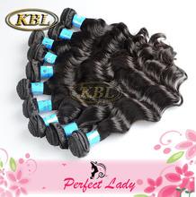 No tangle, no shedding 5A Virgin Human Brazilian hair weave bundle
